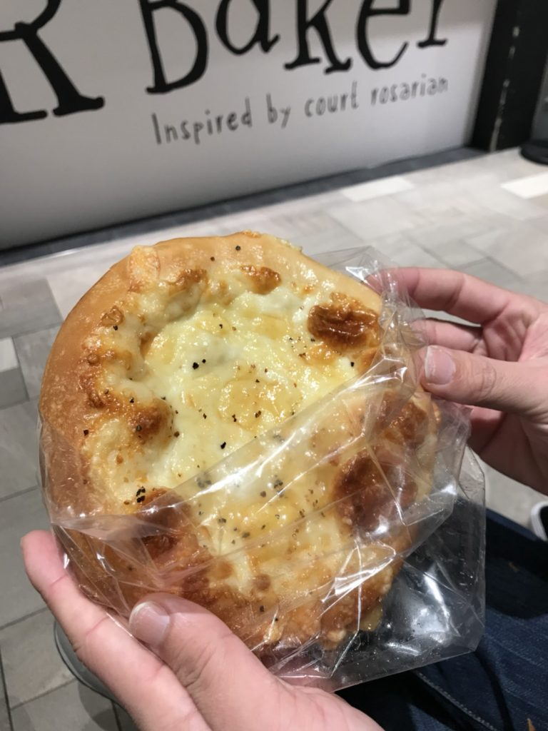 塩ダレピザ アンティーク