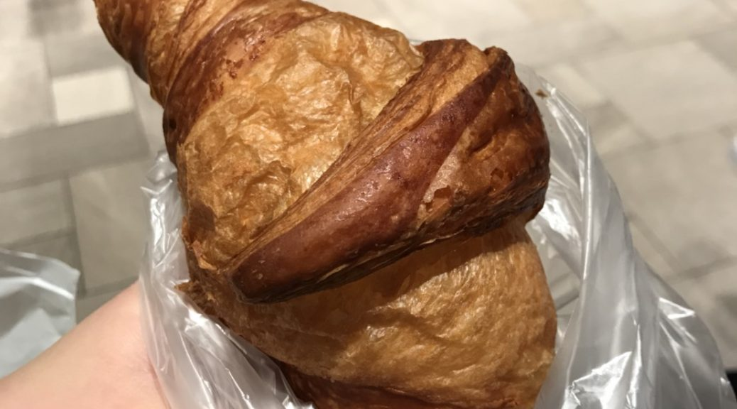 発酵バターのクロワッサン アンティーク