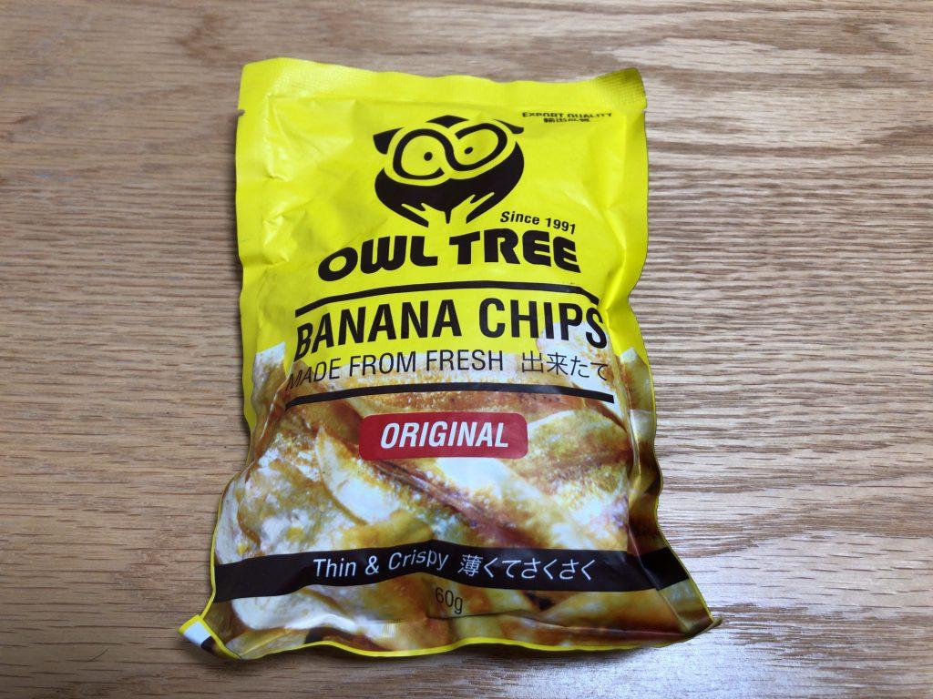 バナナチップ OWL TREE