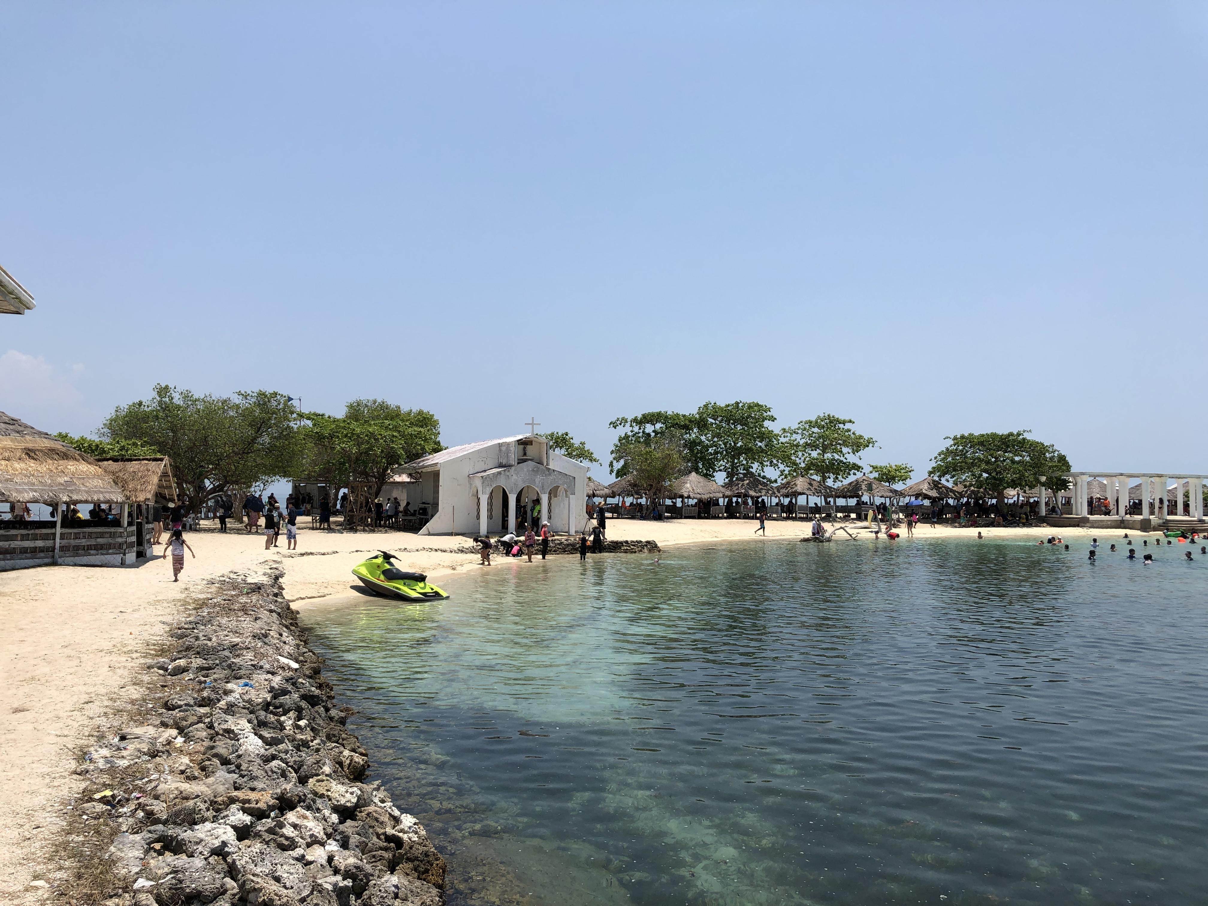 パンダノン島 セブ アイランドホッピング