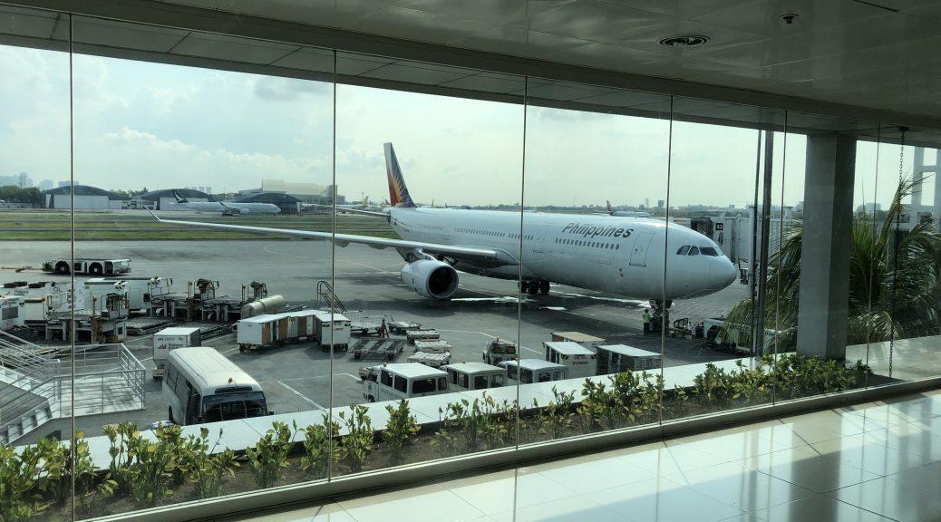 フィリピン航空機