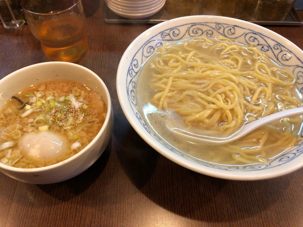 つけ麺 熱 ヌタイ商店