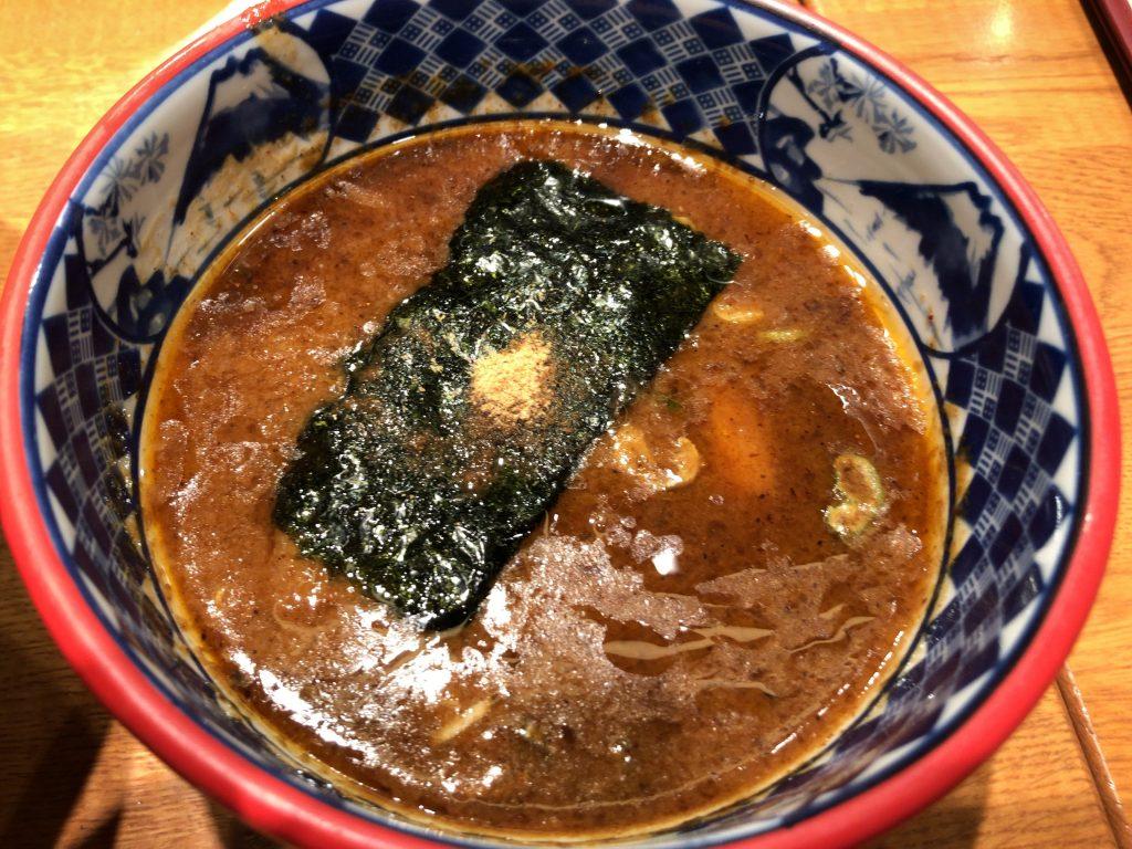 つけ汁 三田製麺所