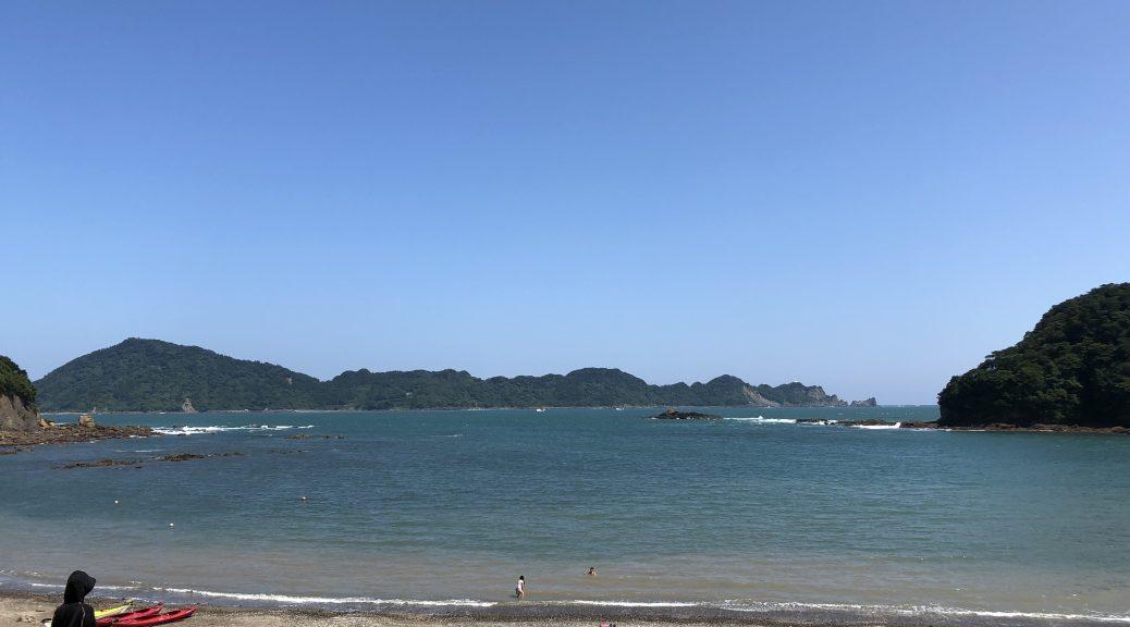宮崎日南 栄松ビーチ